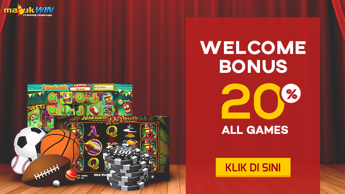welcome bonus mabukwin